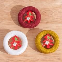 집게링 6cm(2개입) 트리 리스 크리스마스 장식 TROMCG_(1503291)