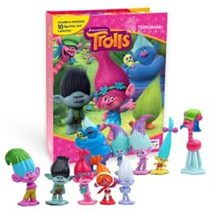 My Busy Books : DreamWorks Trolls 피규어북