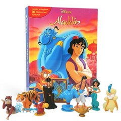 My Busy Books : Disney Aladdin 피규어북