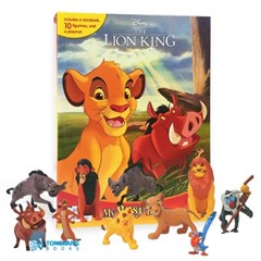 My Busy Books : Disney Lion King 피규어북