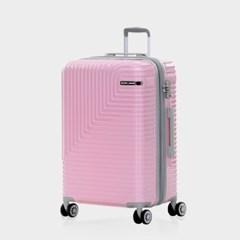 미치코런던 쿠키 확장형 핑크 24인치 캐리어 여행가방
