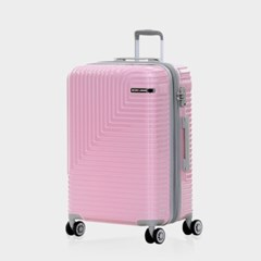 미치코런던 쿠키 확장형 핑크 20인치 캐리어 여행가방