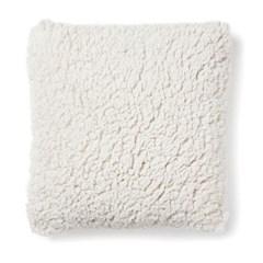 코리 쿠션커버 화이트 정사각(45x45)