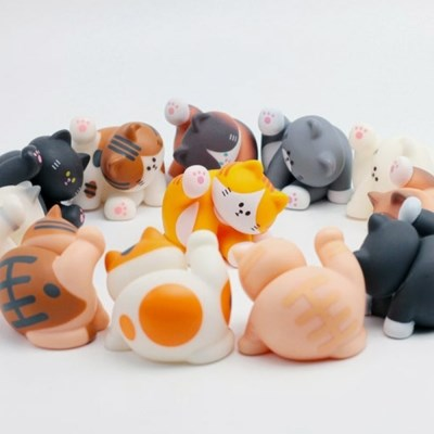 MY HOME CAT BLIND BOX SERIES 3 (까꿍)