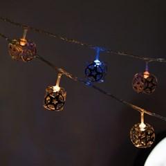 LED 전구캡 스타큐브 3cm(4개입) 트리 전구 TRLECV_(1514756)