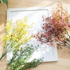 드라이플라워부쉬 34cm  FAIAFT 조화 꽃 인테리어소품_(1511166)