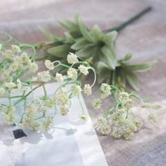 스프레이부쉬 31cm FAIAFT 조화 꽃 인테리어소품_(1511162)