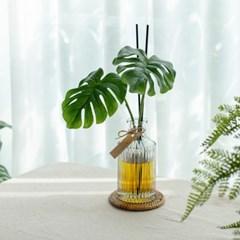 플랜테리어 디퓨저 몬스테라 그리너리 방향제 식물성 발_(1428755)