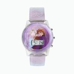 겨울왕국2 키즈 손목시계 (라일락)