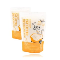 모래탈취제 디오더라이져 500g (1+1) 레몬향 - d
