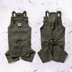 NEW SPAN OVERALLS [ GREEN ]