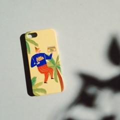Aloha Boy 하드/카드범퍼케이스 (전기종)