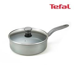 [테팔] 티타늄 IH 엑셀런스 24cm 전골냄비(뚜껑포함)_(793266)
