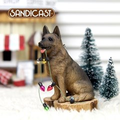 저먼셰퍼드 GERMAN SHEPHERD (SITTING) XSO16001