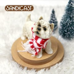 화이트테리어WEST HIGHLAND WHITE TERRIER (STANDIND) XSO22101