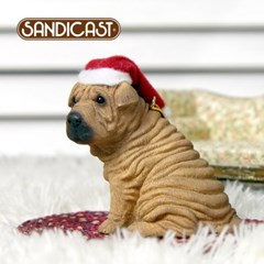 차이니스 샤페이 CHINESE SHAR-PEI (SITTING) RED XSO14801