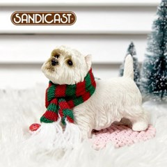 화이트테리어 WEST HIGHLAND WHITE TERRIER (STANDIND) XSO22102