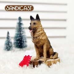 저먼셰퍼드 GERMAN SHEPHERD (SITTING) XSO16002