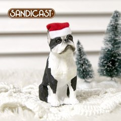 보스턴 테리어 BOSTON TERRIER (SITTING) XSO19305