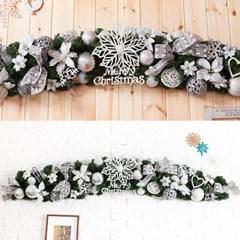 라인포인꽃가렌드 150cmP 트리 가랜드 벽장식 TRWGHM_(1519025)