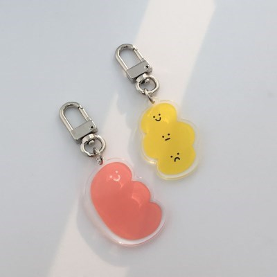 emotion keyring