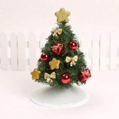 선물 별장식 트리 35cmP 미니트리 크리스마스 TRHMES_(1511444)