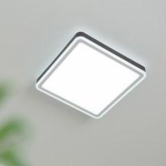 LED 포이베 사각 방등 50W