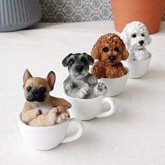 미니 컵속의 강아지 Ver2