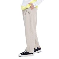 (UNISEX) Royal M Wide Pants (BEIGE)_(1410441)