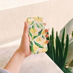 Sunshine Bloom Ivory 하드/카드범퍼케이스 (전기종)