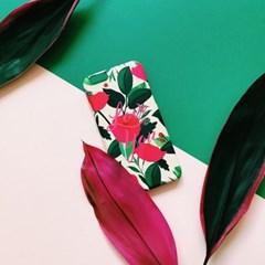 Carnation Love Lime 하드/카드범퍼케이스 (전기종)