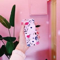 Anemone Love Violet 하드/카드범퍼케이스 (전기종)