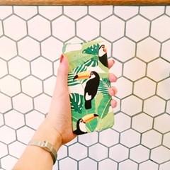 Tropical Ringo Bird 하드/카드범퍼케이스 (전기종)