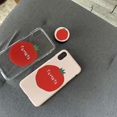 토마토스트릿 케이스+버튼톡(set)