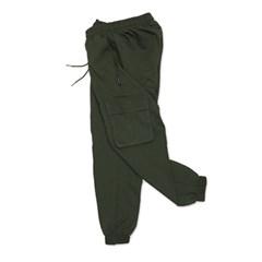 (UNISEX) M Royal Cargo-Jogger Pants (KAHKI)_(1410677)