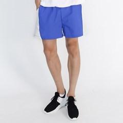 (UNISEX) MRMNT Color Track Shorts (BLUE)_(1410673)