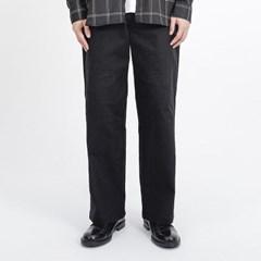 (UNISEX)Pista Span Pants(BLACK)_(1410762)