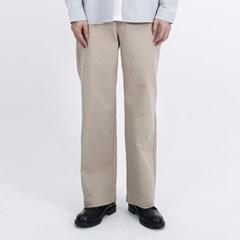 (UNISEX)Pista Span Pants(BEIGE)_(1410761)