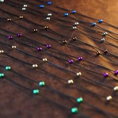 Color brige glasses chain