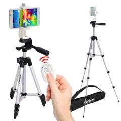 본젠 KM-542D 스마트폰 삼각대 + VCM-W553G 핸드폰 거치대 SET