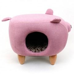 펫모닝 핑크 돼지 하우스(PMC-117139)_(1190131)