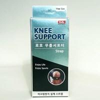 로호 무릎보호대 SW6 프리사이즈 (1개입)