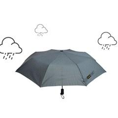 리츠 체크 3단 완전자동 우산