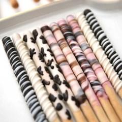 P1 메이크마인 루시 알뜰세트 막대과자만들기 초콜릿 세트