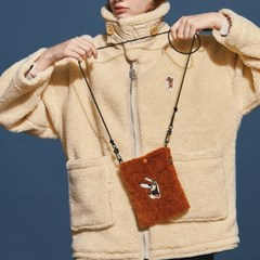 [FW19 T&J] Boa Shoulder Bag(Brown)_(717704)