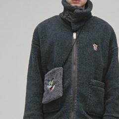 [FW19 T&J] Boa Shoulder Bag(Grey)_(717702)