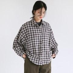 cozy boy check shirts (2colors)_(1360868)