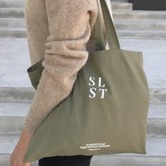 SLST logo bag ( kakki )