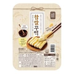 [추억의 국민학교 떡볶이] 국떡 찹쌀꾸떡