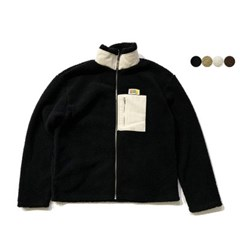 보아 플리스 집업 재킷 BOA FLEECE ZIP-UP JACKET(4color)